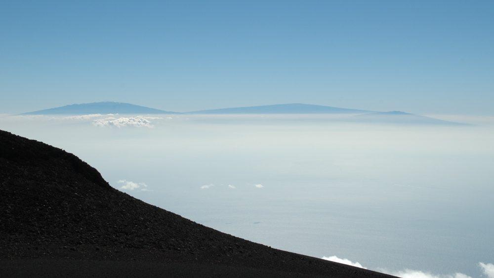 ハワイの山 ハワイ 自然 ハレアカラ マウナケア