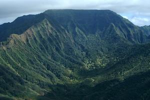 カアラ オアフ島 ハワイの山