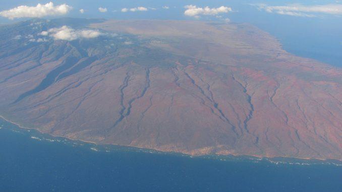 ラナイハレ ラナイ島 ハワイの山