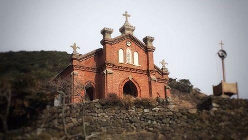 野崎島 旧野首教会