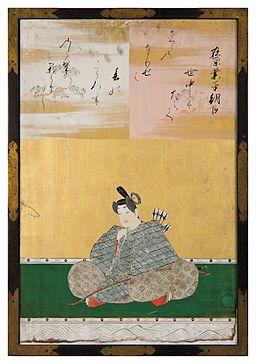 Sanjūrokkasen-gaku_-_7_-_Kanō_Tan'yū_-_Ariwara_no_Narihira_Ason (1)
