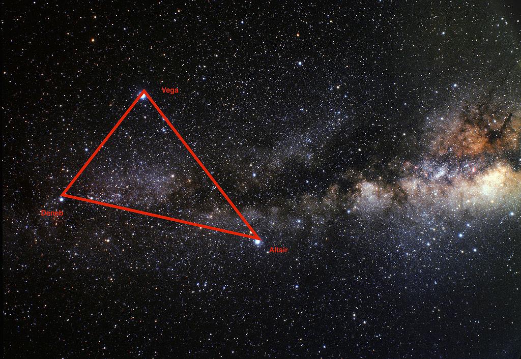 夏の大三角2