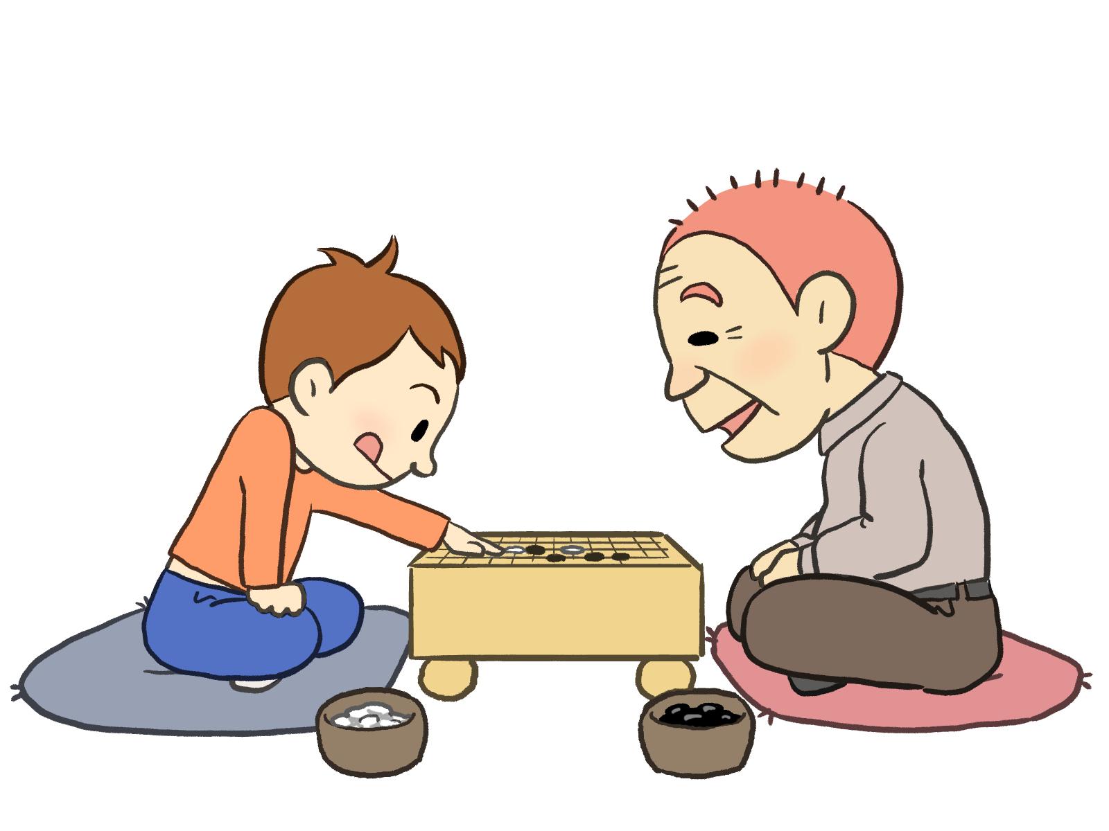 囲碁イラスト5