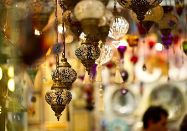 オリエンタルノート・イスタンブールのバザール