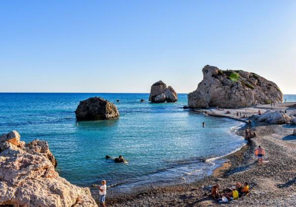 シプレノートの舞台キプロス島