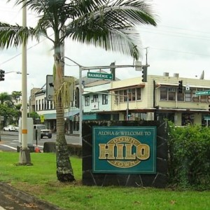 Hilo March ヒロ ハワイ