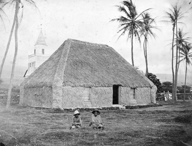 フリヘエ宮殿 ルース王女 ハワイ島