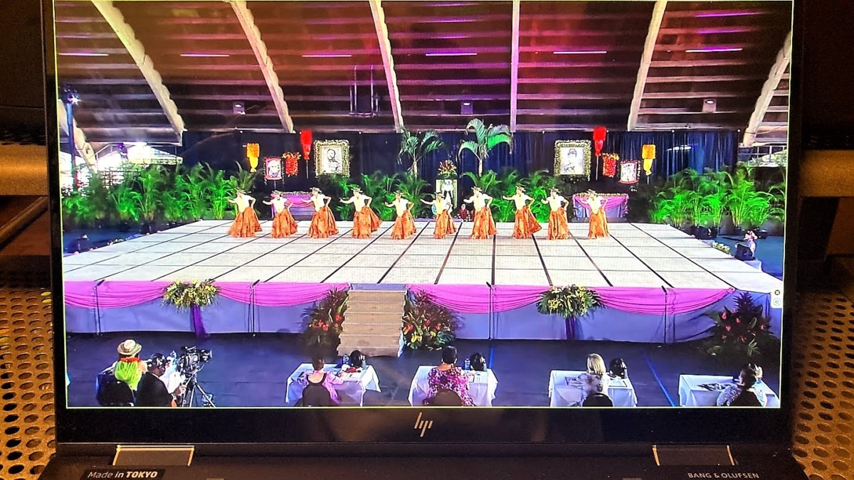 メリーモナーク・フェスティバル ワヒネ フラダンス ハワイ