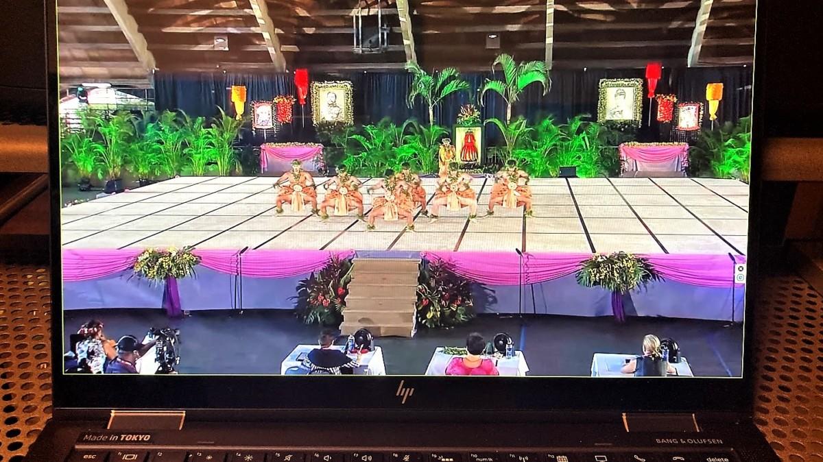 メリーモナーク・フェスティバル フラダンス ハワイ カネ